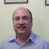 Dr Robert Hrisak head shot